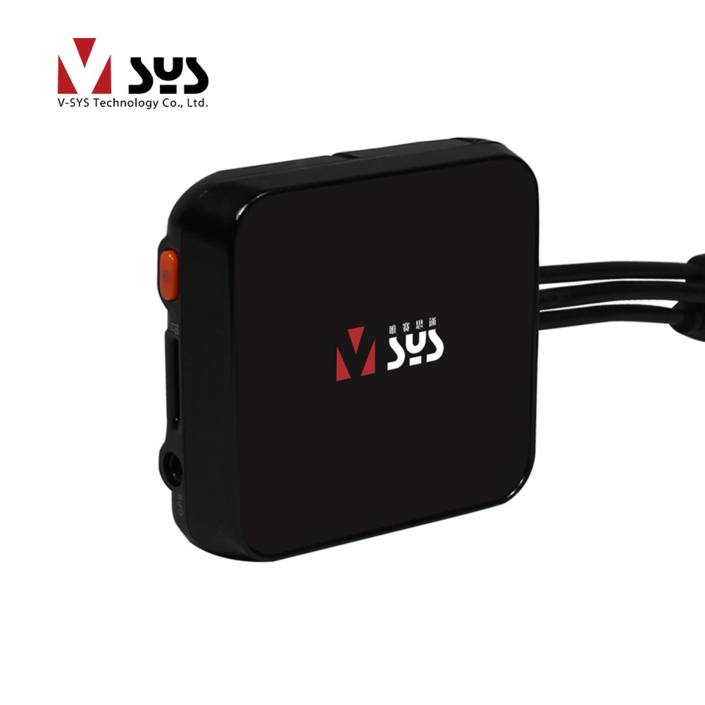 VSYS The basic motorcycle video recorder C6L without screen but same function as C6 цена