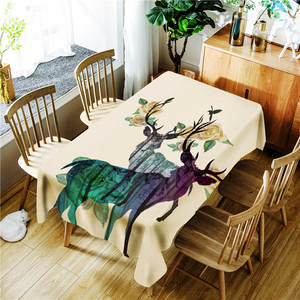 Xuyongtong Tablecloth Table Cloth Rectangular Table Cover