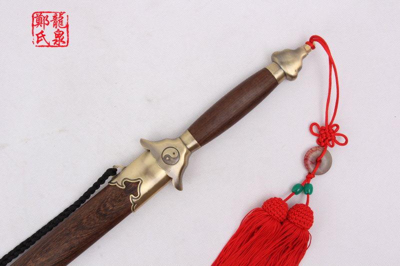Traditional Tai Ji Rose Wood Jian 2