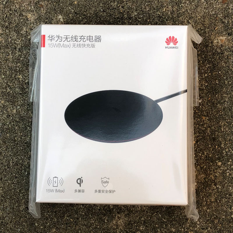 Huawei Wireless-Charger CP60 Intelligent IPhone Xiaomi Adaption Apply-To Samsung RS Max