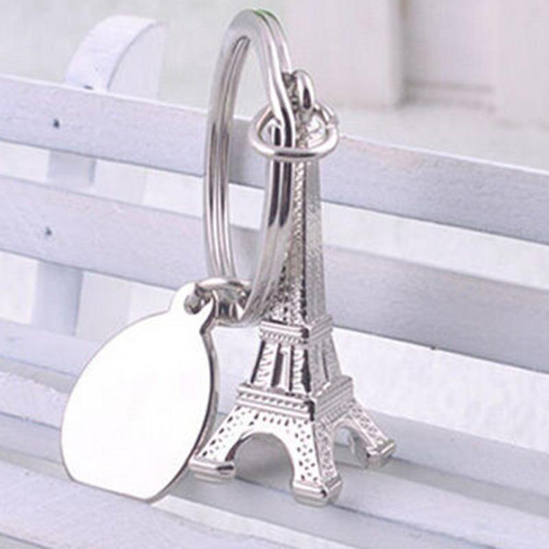 Tour Eiffel porte-clés pour clés Souvenirs Paris Tour porte-clés - Bijoux fantaisie - Photo 6