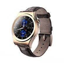 Heißer verkauf! 2016X10 Satt Abgerundete Smart Uhr Suppors tHeart Rate Monitor Bluetooth 4,0 Leder Smartwatch Unterstützt Arabisch Turki