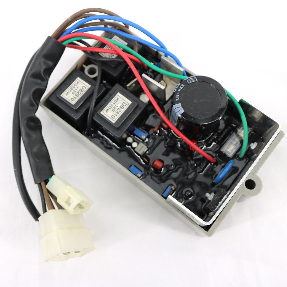 Automatic Voltage Regulator Kipor DAVR 95S3 AVR OF KIPOR PLY DAVR 95S3 KIPOR-DAVR-95S цена 2017