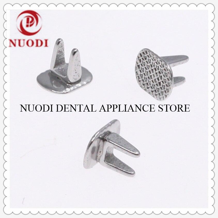 Morsure orthodontique dentaire Turbos 50 pcs/dompteur de langue dentaire dans l'ensemble mordant pour créer une bonne habitude buccale