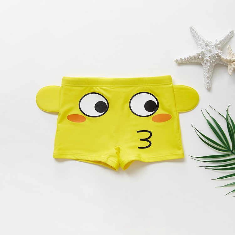 2019 الفتيان السباحة جذوع 3-10 سنوات الأطفال ملابس الاطفال ملابس السباحة الديناصور الفتيان ملابس السباحة جذوع CZ983
