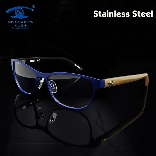 Небо и море оптическая женщин óculos де грау женщины очки кадры рецепта очков Rxable мода очки