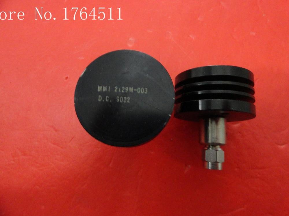 [BELLA] The Supply Of MMI 2129M-003 Load SMA Connector