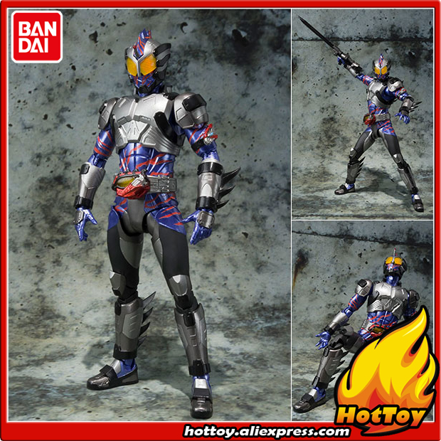 100% Original BANDAI Tamashii Nations S.H.Figuarts (SHF) Action Figure - Kamen Rider Neo