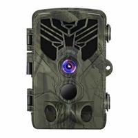 Nenhum NOVO 16MP HC 810A Caça Câmera Scouting Wildview Trail Camera 1080P HD Movimento PIR Câmera de Visão Noturna Câmeras de caça     -