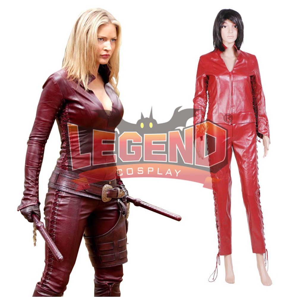 Legend Of The Seeker Cara Pleather Cosplay Costume Custom Made