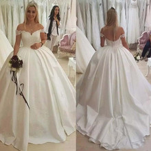 SexeMara Gorgeous Ball Gowns Wedding Dress Backless