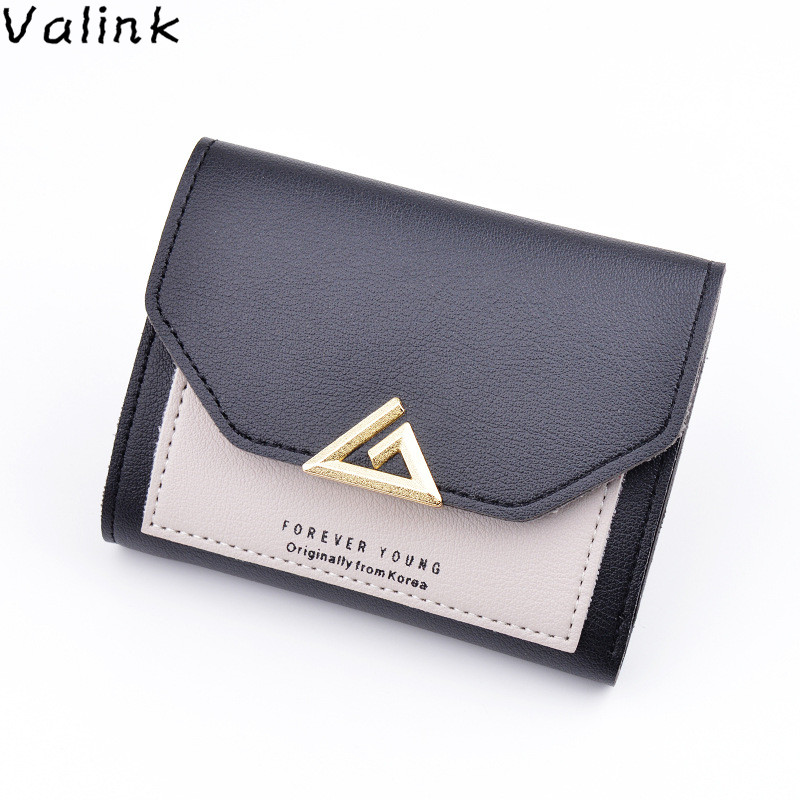 New Small Women Wallet Luxury Brand Famous Mini Womens Wallets and Purses Short Female Coin Purse Credit Card Holder Carteras aelicy long clutch women wallet female simple retro owl printing womens wallets and purses luxury brand famous card holders