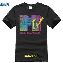 164c2c541 phiking GILDAN DIY Style Tshirt O-neck Summer T-shirts Mtv Stripe Logo Mens  Graphic