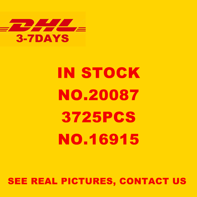 DHL IN STOCK 20087 3725PCS Technic Series Orange Super Racing Sets Model Building Kits Blocks Bricks