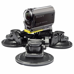 Image 1 - Large Size Car Window Suction Cup Mount for For Sony Action Cam HDR AS20 AS50 AS100V AS30V AZ1 AS200V AS300R FDR X1000V X3000R