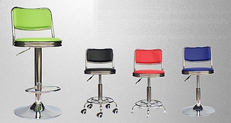 Massaggio sgabello parrucchiere sedia panetteria pasticceria sedia