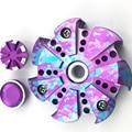 EDC игрушки ручной счетчик взрослых отдых декомпрессии игрушки пальцев гироскопа пальцев гироскопа непоседа spinner