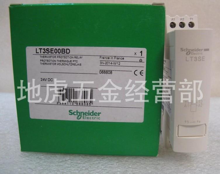 Schneider Thermistor Protection Relay LT3SE00BD, LT3-SE00BD
