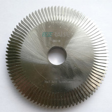 Milling-Cutter Key-Cutting-Machine Wenxing 100G 100E 0011 for 100D 100e1/100f/100g/..