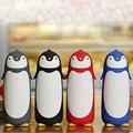280 ml Pingüino Taza Térmica de acero inoxidable Botella De Aislamiento Al Vacío Termo Cafe Café Té Frasco Botella de Agua Vaso de Agua Chico regalo