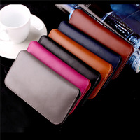 Leather Cover For Lumia 640 650 Case Multifunctional Wallet Card Slot Phone Fundas Coque For Microsoft