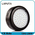 1pcs LAPUTA Full Spectrum LED UFO 150W Led Grow Light Plant Growing Lamp for Flower Vegetables 50X3W Led Chip