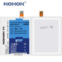 Original NOHON Replacement Battery For LG Nexus 5 Google5 BL T9 D820 D821 With Free Repair
