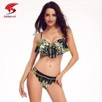 Brésilienne Gland Maillots De Bain Push Up Bikini Marque Femmes Bikini Set Dames Sexy Fringe Maillot de Bain Femmes Maillot De Bain Femme