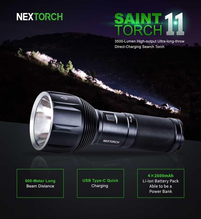 Saint Torch 11-1
