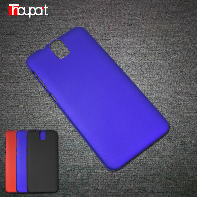 For HTC E9 Case Rubber Paint PC font b Phone b font Bags Good touch feel