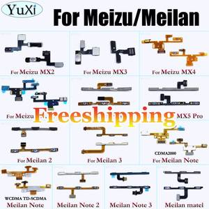 Yuxi Key Meizu Mx4 Power-Switch Flex-Cable Note On-Off-Button for Pro Mx5 5-mx2/Mx3/M2/..