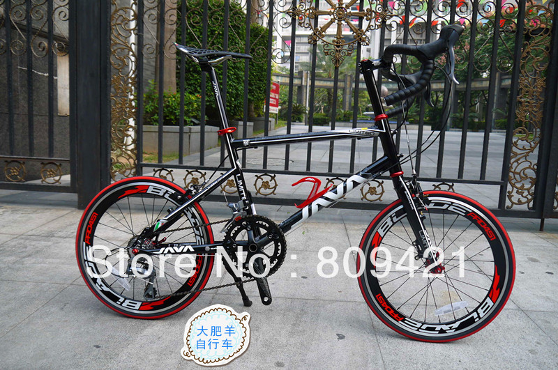 2014 Version Road Bike Road Bicycle Java Cl 451a Ultra
