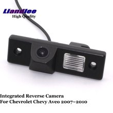 цена на Liandlee For Chevrolet Chevy Aveo 2007~2010 Car Reverse Parking Camera Backup Rearview Rear View Camera / SONY HD CCD Integrated