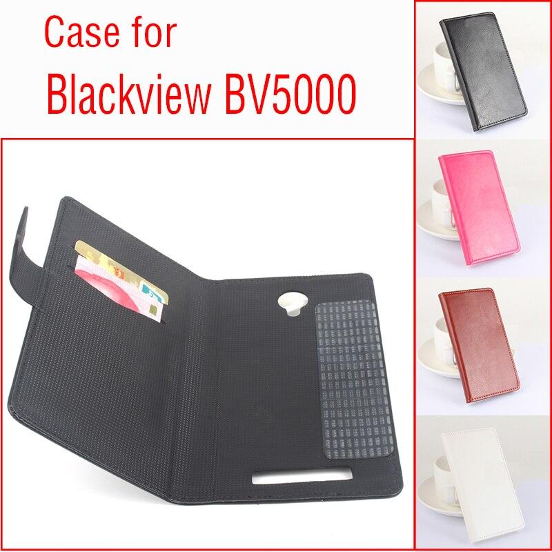 For Blackview BV5000 BV6000 BV7000 BV8000 Pro BV6000S Leather Flip Wallet Card Case For Blackview BV 5000 6000 8000 Pro Cover