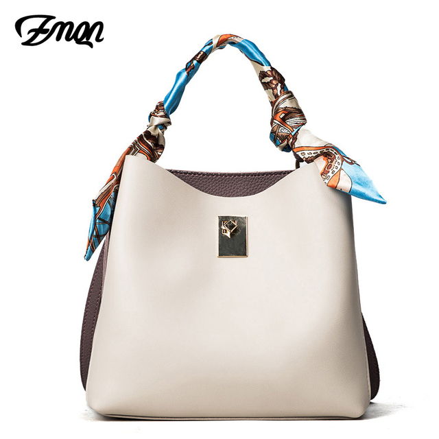 0b2ab2fe88 ZMQN Brand Casual Tote Bags For Women Crossbody Bag Small Bucket Scarf  Compartment Sac Femme Cheap Handbag Wholesale Prices A542