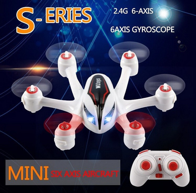 WLtoys 2.4G 4CH 6 Axis Q272 Hexacopter Remote Control Helicopter RC Quadcopter  mini drones hot toys