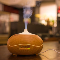 400ml Air Humidifier Essential Oil Diffuser Aroma Lamp Aromatherapy Humidificador Electric Aroma Diffuser Mist Maker For