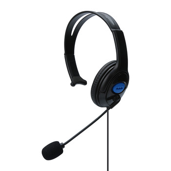 EPULA Headphone With Microphone 3.5mm Earphone Gaming Headset Gamer PC Headphone Gamer Stereo Gaming With Mic For Computer