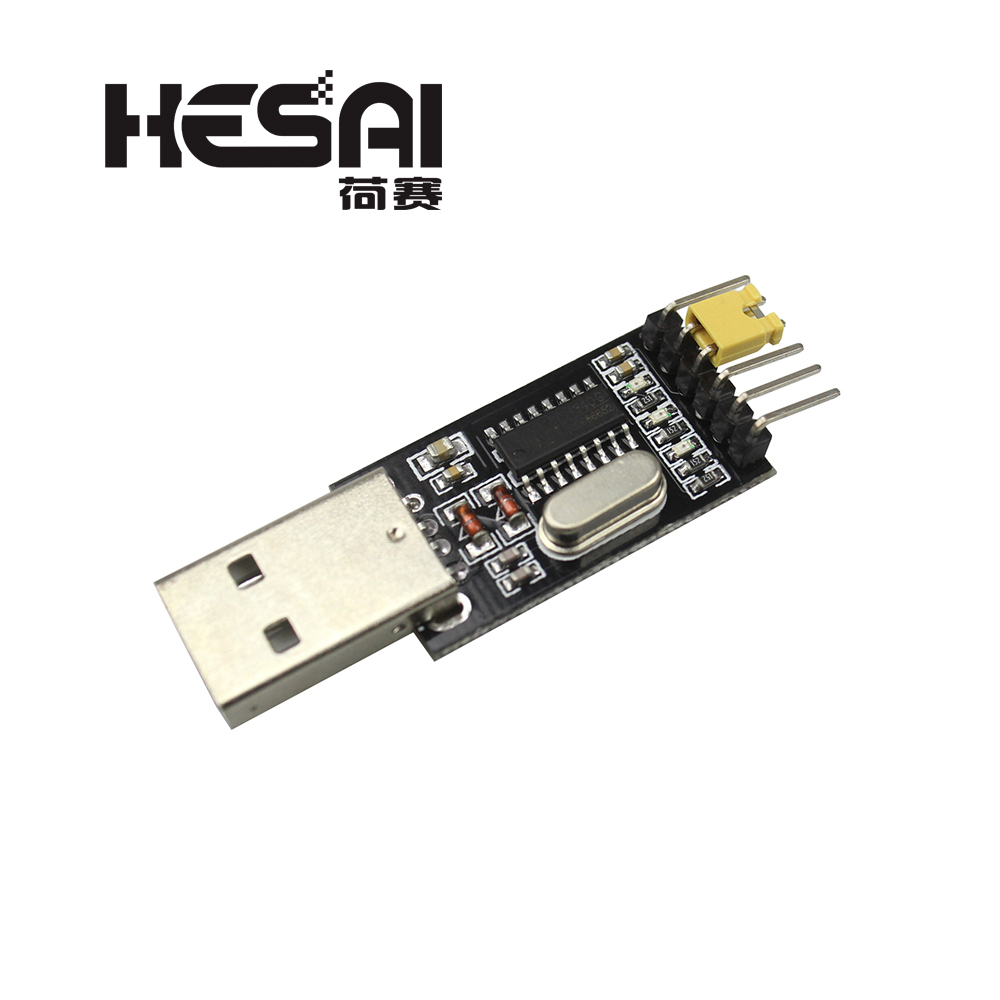 USB2.0 To TTL 6Pin CH340G Converter For STC PRO Instead Of CP2102 PL2303