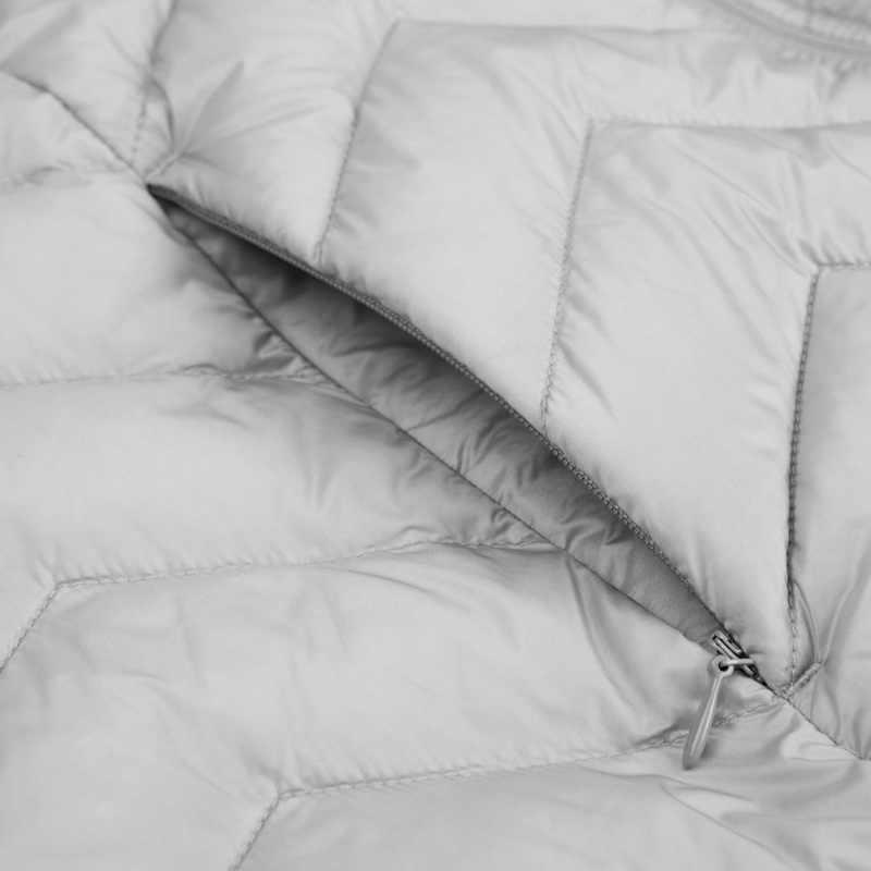 Bosideng куртка на утином пуху, женская длинная куртка с секциями, новая женская модная осенняя и зимняя ветровка с капюшоном, B80131028