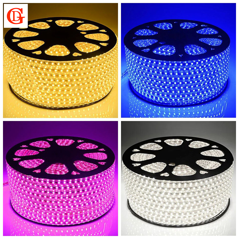 20m 30m 40m 50m 100m led strips waterproof smd 2835 5050. Black Bedroom Furniture Sets. Home Design Ideas