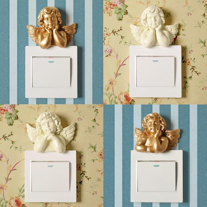 Evropské pryskyřičné spínače Dekorace Nástěnné závěsy - Dekorace interiéru - Fotografie 2