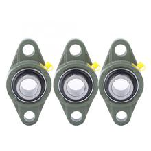 UCFL207/UCFL208/UCFL209 Flange Pillow Block Bearing 2-Bolt Mounted Insert Self-aligning Bearing with Housing