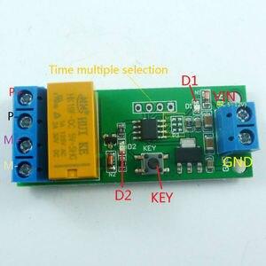 Реверсивный контроллер двигателя CE032, 5 В, 6 в, 9 В, 12 В, реле задержки, 2 А, ток привода 5000 с 0,1 шт.