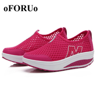 Women Running Shoes Swing Platform Trainers Running Shoes Women Zapatos Mujer Brand Low Top Jogging Running