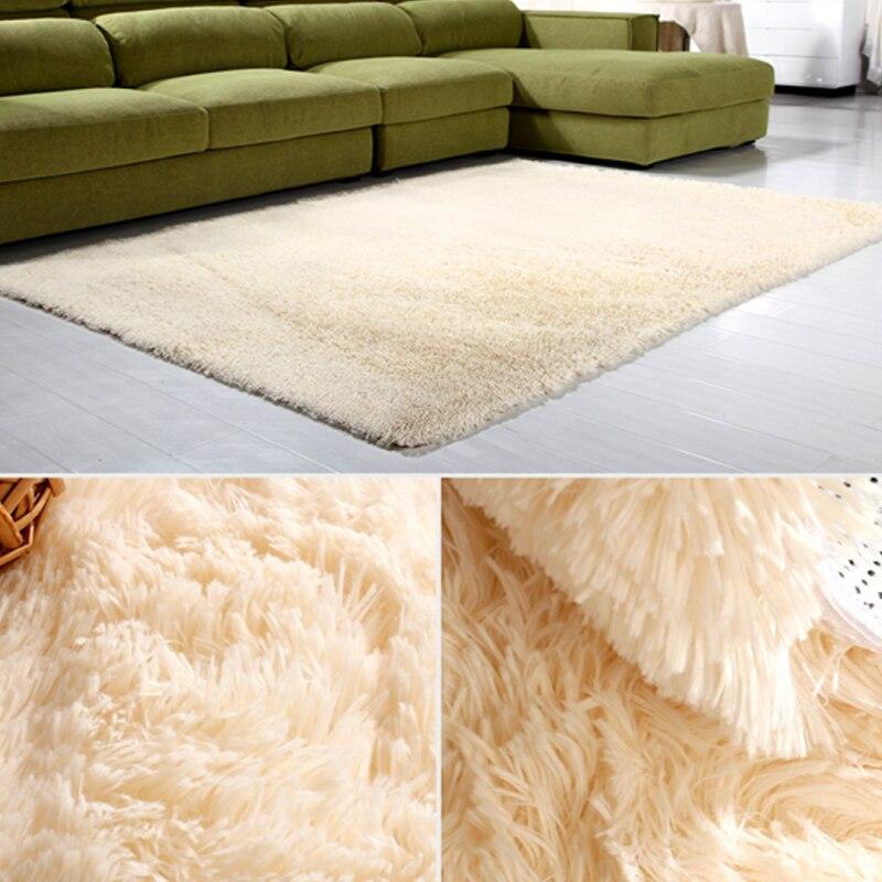 Спальня ковер Гостиная мягкие коврики диван Кофе тумбочка ковер Нескользящие Ковер Бесплатная доставка