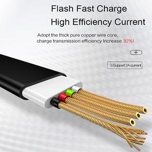 Image 5 - Usb кабель USAMS для быстрой зарядки, кабель для мобильного телефона для iPhone XS XR 2A, кабель для синхронизации данных для iPhone 8, iPad, для iOS 12