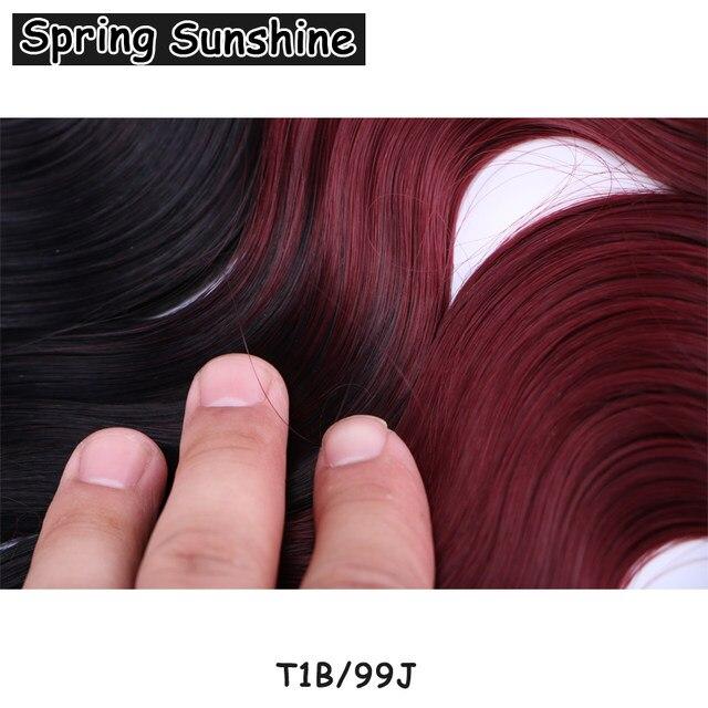 Online Shop Spring Sunshine 70gbundle 1b99j Body Wave Synthetic