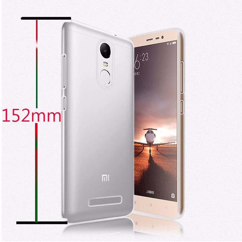 buy online aca00 d2700 Aliexpress.com : Buy 152mm Colour Ultra Silicone TPU phone Cases For Xiaomi  Redmi Note 3 Pro Se special edition 2 3 4 Global Version + Tempered glass  ...