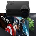 New Home Cinema Multimedia LED LCD Projector VS-320 HD 1080P PC AV TV VGA USB HDMI